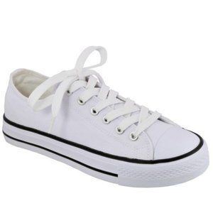4 for $25 Lace-Up Casual Daily Flat Sneaker